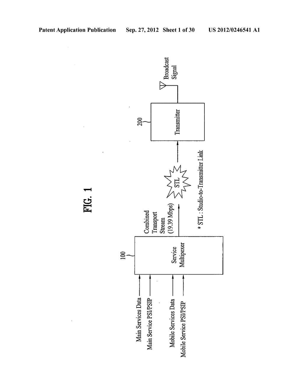 DTV RECEIVING SYSTEM AND METHOD OF PROCESSING DTV SIGNAL - diagram, schematic, and image 02