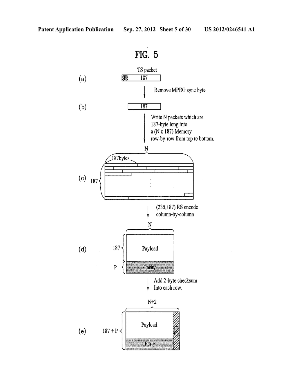 DTV RECEIVING SYSTEM AND METHOD OF PROCESSING DTV SIGNAL - diagram, schematic, and image 06