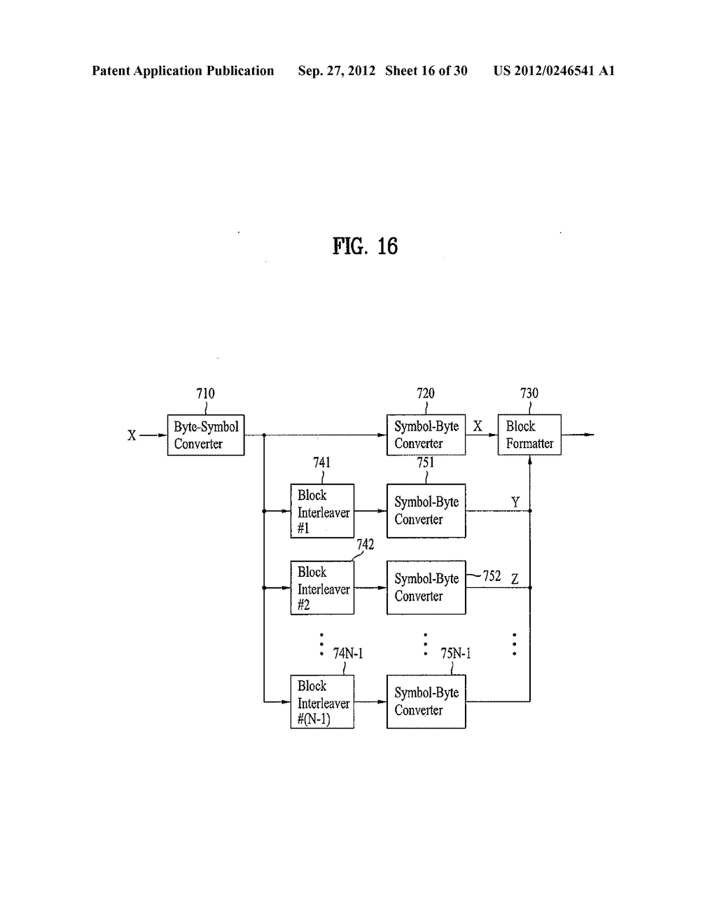 DTV RECEIVING SYSTEM AND METHOD OF PROCESSING DTV SIGNAL - diagram, schematic, and image 17