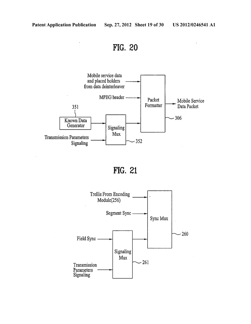DTV RECEIVING SYSTEM AND METHOD OF PROCESSING DTV SIGNAL - diagram, schematic, and image 20