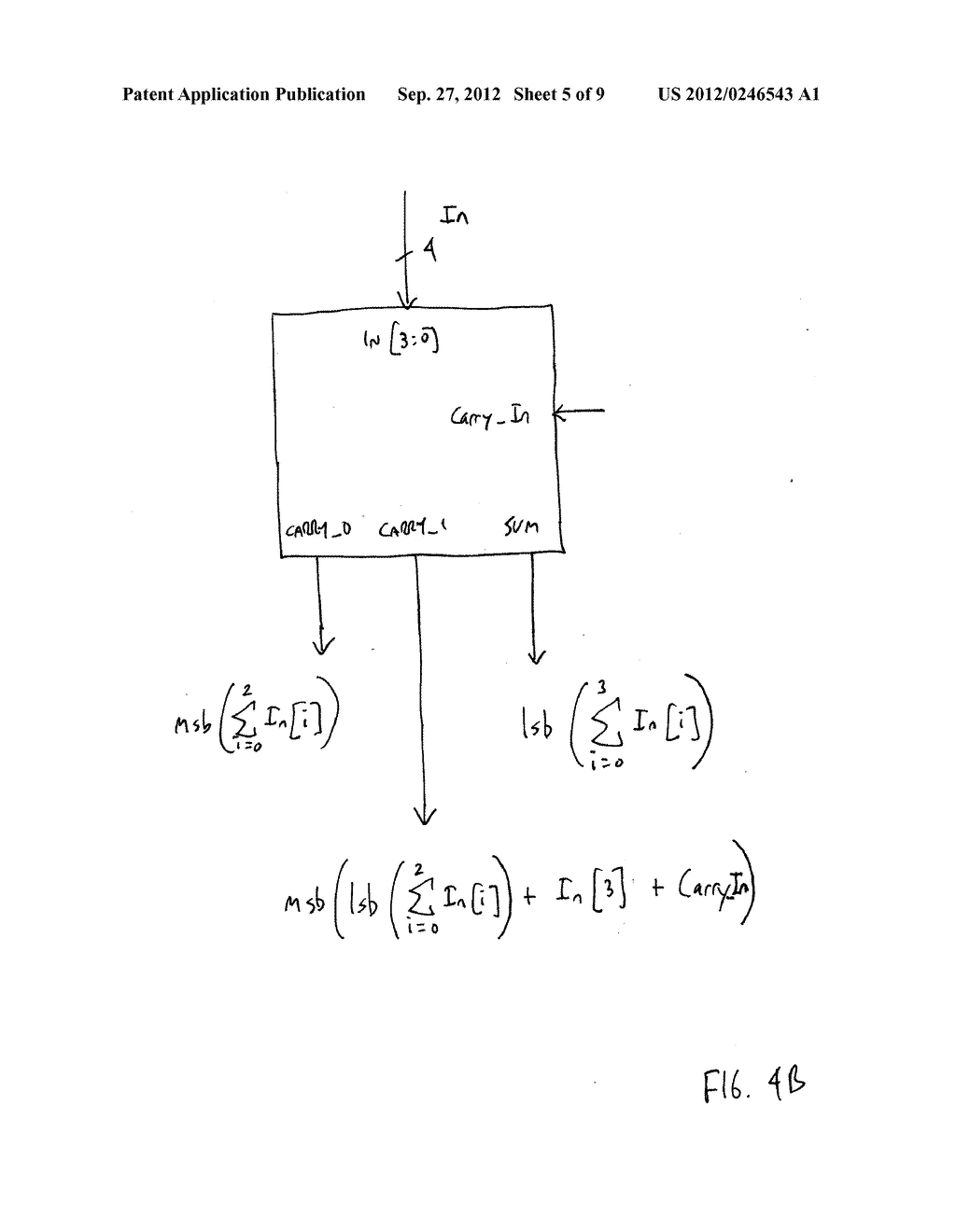 APPARATUS AND METHOD FOR FAST TAG HIT - diagram, schematic, and image 06