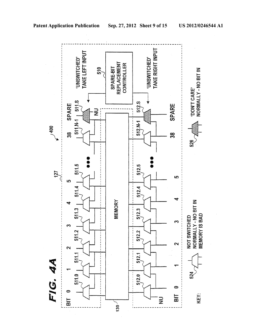 METHOD AND APPARATUS FOR MEMORY READ-REFRESH, SCRUBBING AND VARIABLE-RATE     REFRESH - diagram, schematic, and image 10