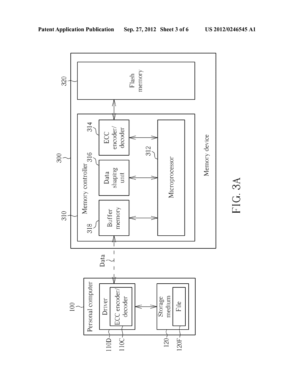 METHOD FOR ENHANCING DATA PROTECTION PERFORMANCE, AND ASSOCIATED PERSONAL     COMPUTER AND STORAGE MEDIUM - diagram, schematic, and image 04
