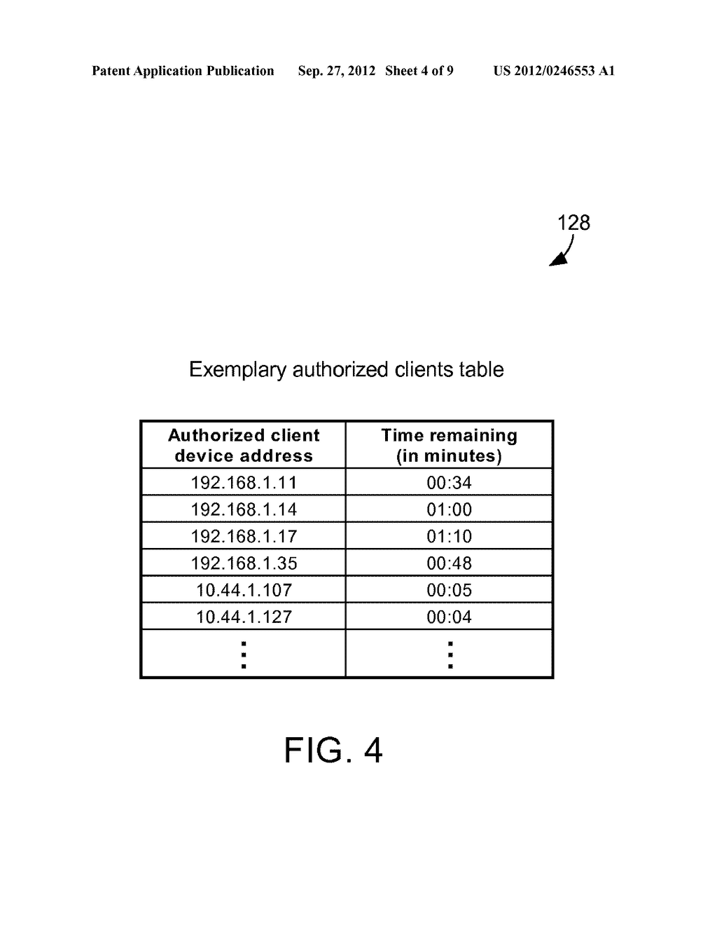 METHOD OF CAUSING A CLIENT DEVICE TO DISPLAY A DESIGNATED WEB PAGE AND     CAPTIVE PORTAL SERVER THEREOF - diagram, schematic, and image 05