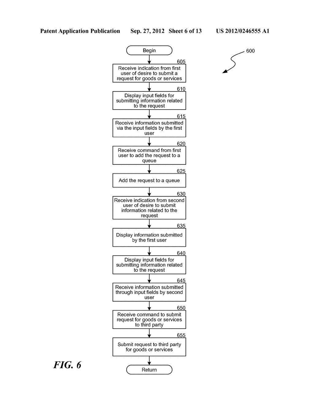 SYSTEMS AND METHODS FOR SUBMITTING A REQUEST FOR GOODS, SERVICES, AND/OR     INFORMATION, SUCH AS GOODS, SERVICES, OR INFORMATION RELATED TO     HEALTHCARE - diagram, schematic, and image 07