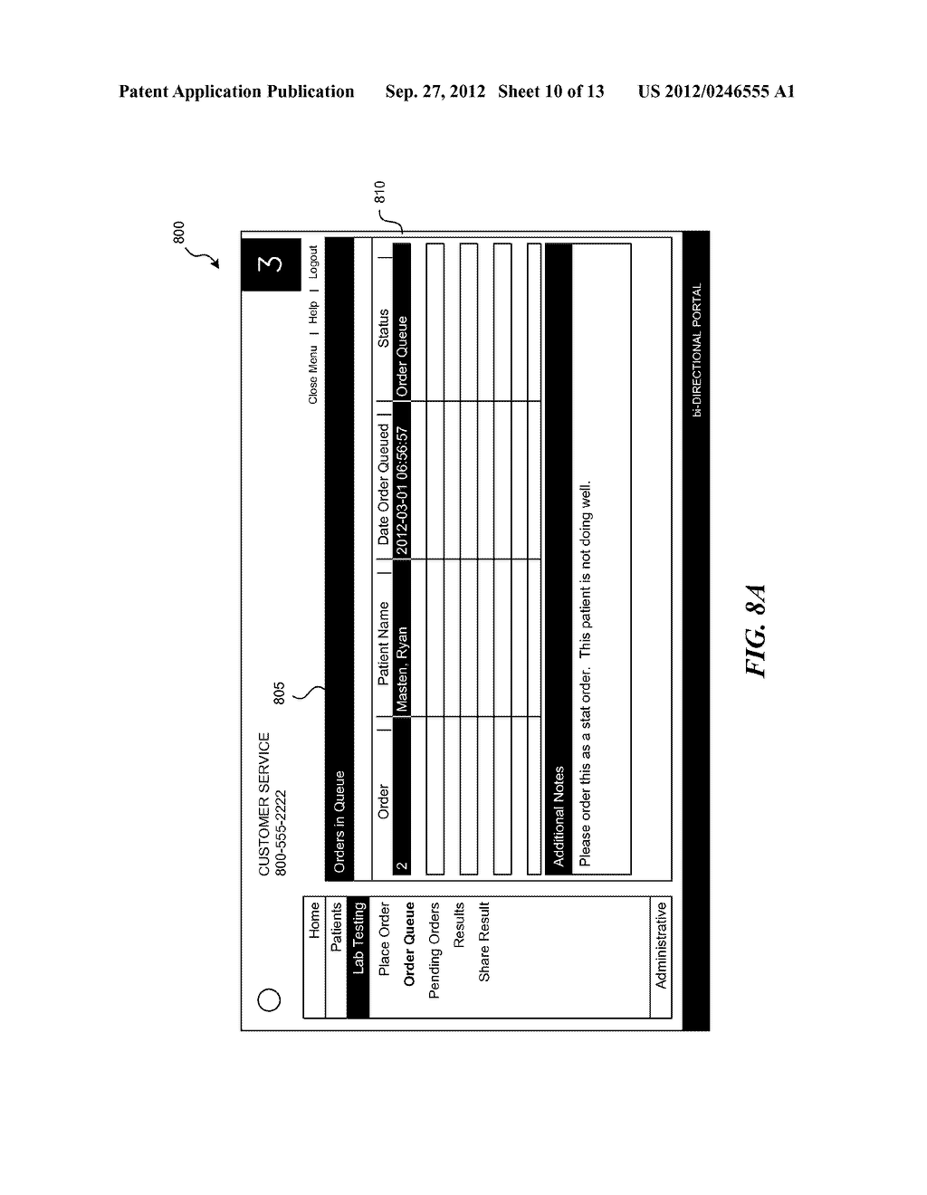 SYSTEMS AND METHODS FOR SUBMITTING A REQUEST FOR GOODS, SERVICES, AND/OR     INFORMATION, SUCH AS GOODS, SERVICES, OR INFORMATION RELATED TO     HEALTHCARE - diagram, schematic, and image 11