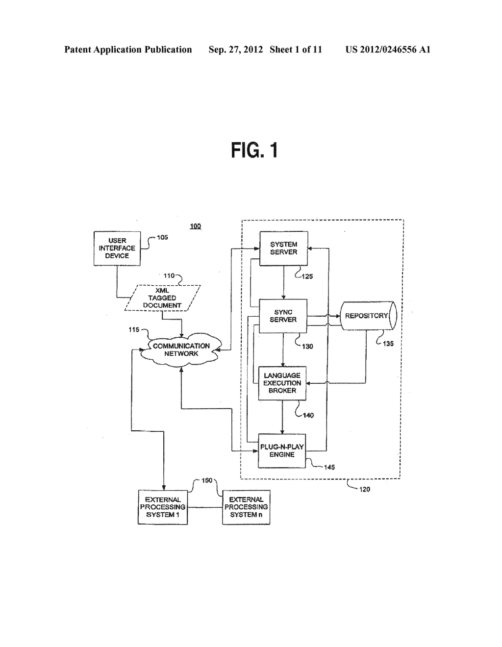 DATA-TYPE DEFINITION DRIVEN DYNAMIC BUSINESS COMPONENT INSTANTIATION AND     EXECUTION FRAMEWORK AND SYSTEM AND METHOD FOR MANAGING KNOWLEDGE     INFORMATION - diagram, schematic, and image 02