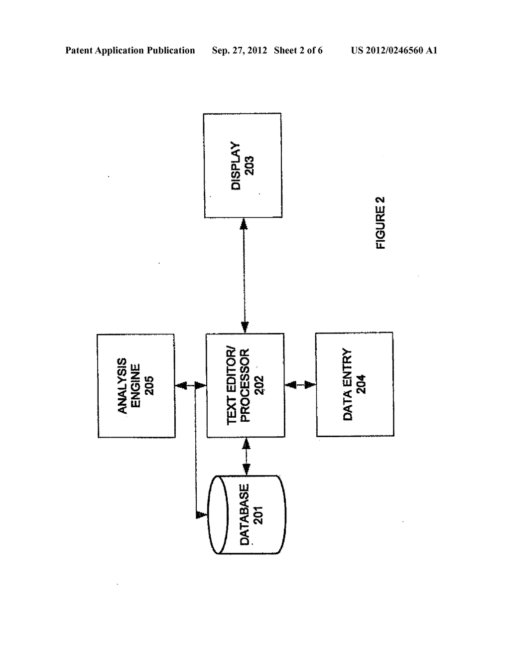 METHOD AND SYSTEM OF IDENTIFYING TEXTUAL PASSAGES THAT AFFECT DOCUMENT     LENGTH - diagram, schematic, and image 03