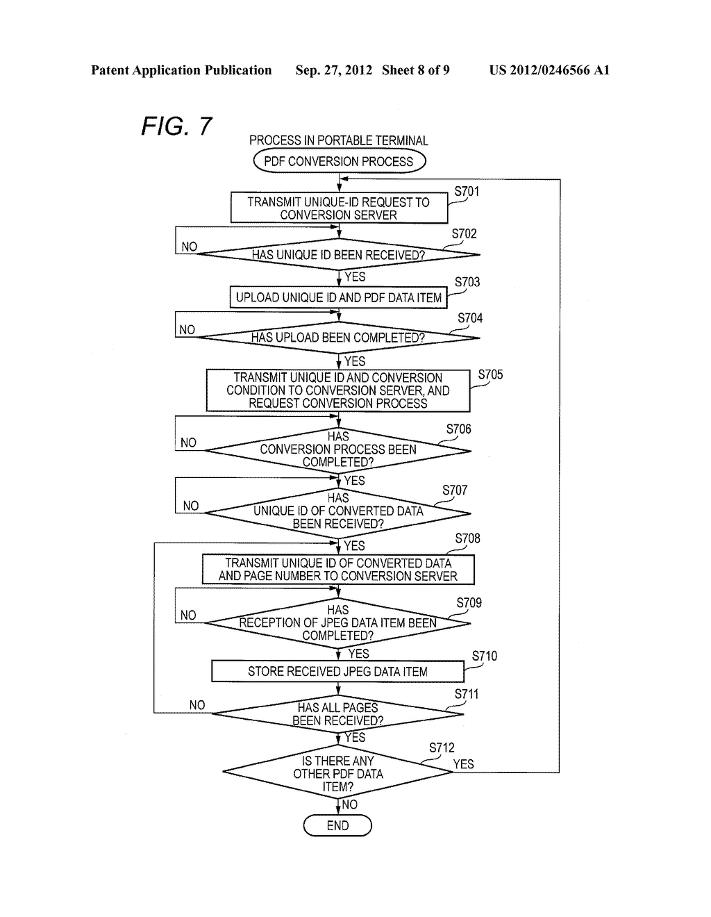 COMPUTER READABLE RECORDING MEDIUM, INFORMATION PROCESSING APPARATUS, AND     INFORMATION PROCESSING METHOD - diagram, schematic, and image 09