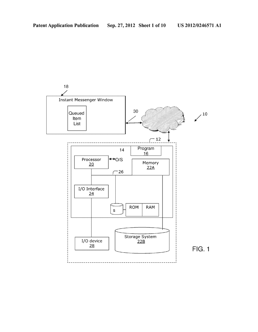 SYSTEM AND METHOD OF CREATING AND RATING ITEMS FOR SOCIAL INTERACTIONS - diagram, schematic, and image 02
