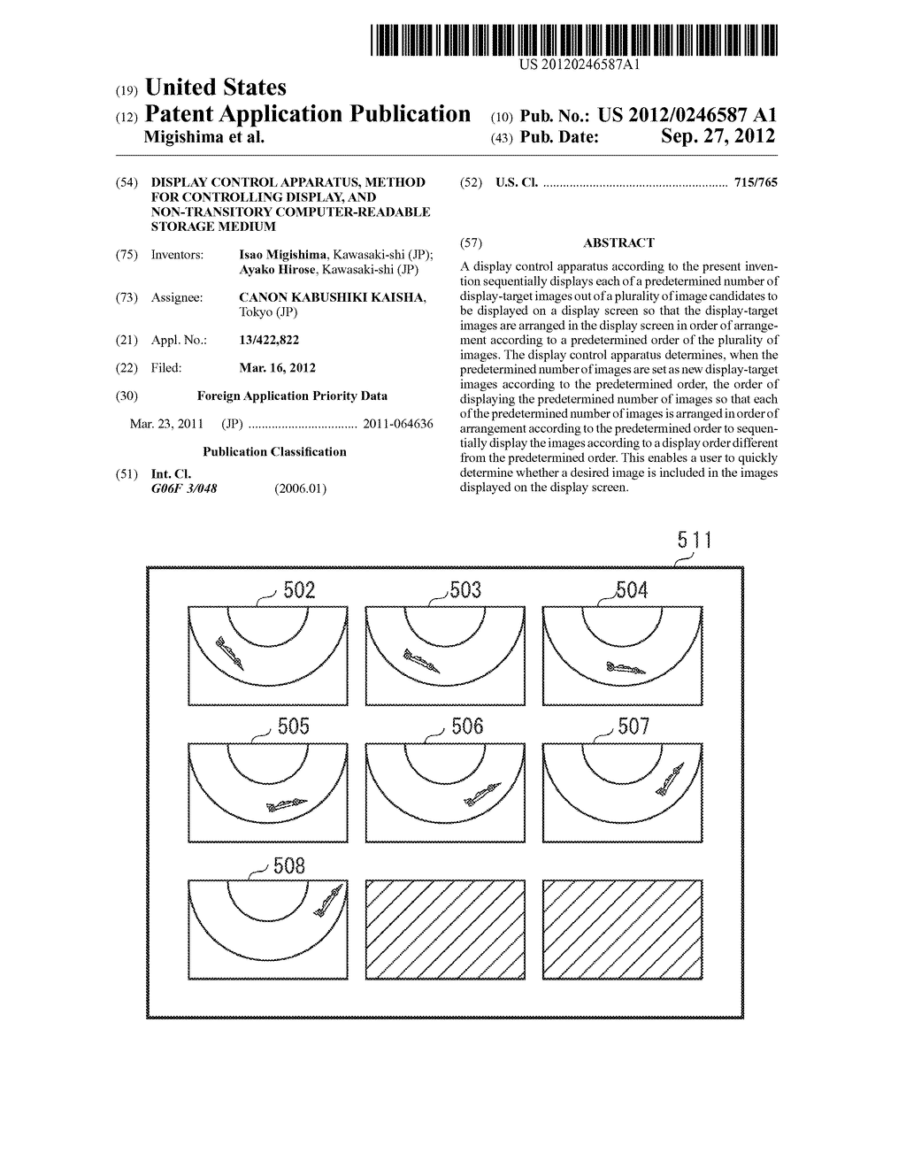 DISPLAY CONTROL APPARATUS, METHOD FOR CONTROLLING DISPLAY, AND     NON-TRANSITORY COMPUTER-READABLE STORAGE MEDIUM - diagram, schematic, and image 01
