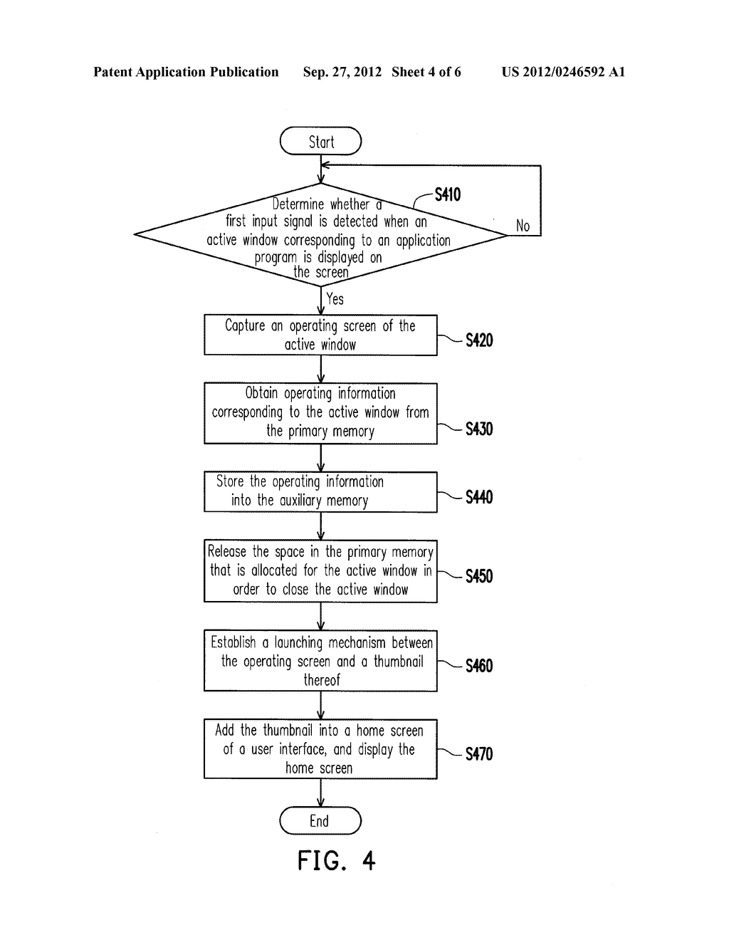 METHOD FOR CUSTOMIZING USER INTERFACE AND ELECTRONIC DEVICE THEREOF - diagram, schematic, and image 05