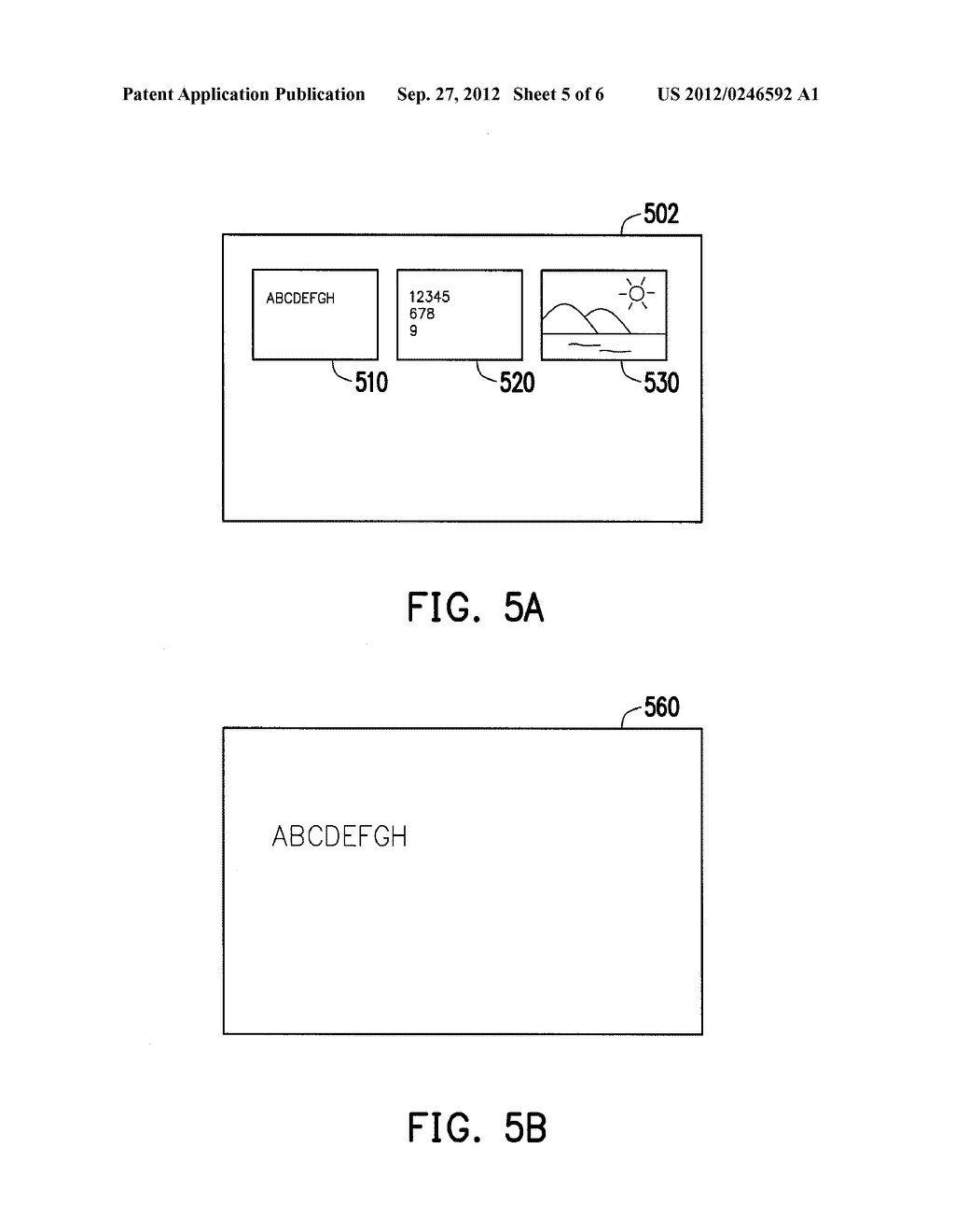 METHOD FOR CUSTOMIZING USER INTERFACE AND ELECTRONIC DEVICE THEREOF - diagram, schematic, and image 06