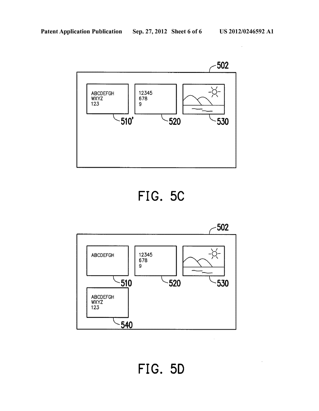 METHOD FOR CUSTOMIZING USER INTERFACE AND ELECTRONIC DEVICE THEREOF - diagram, schematic, and image 07
