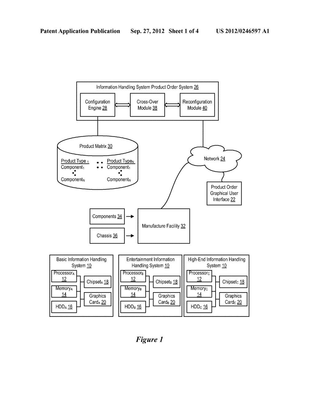 System And Method For Configuring A Configurable Product - diagram, schematic, and image 02