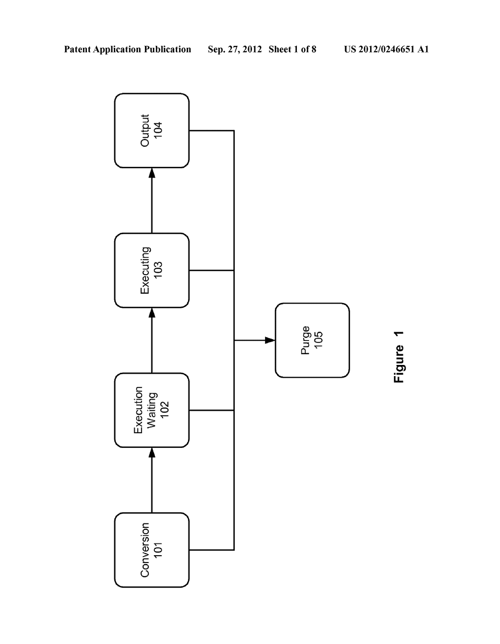 SYSTEM AND METHOD FOR SUPPORTING BATCH JOB MANAGEMENT IN A DISTRIBUTED     TRANSACTION SYSTEM - diagram, schematic, and image 02