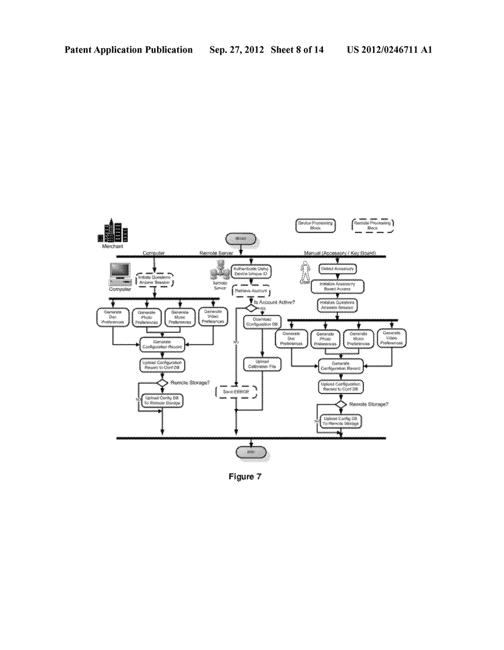 PORTABLE MULTI-MEDIA AUTOMATIC AUTHENTICATING ROUTER AND METHOD FOR     AUTOMATICALLY ROUTING STORED DATA - diagram, schematic, and image 09