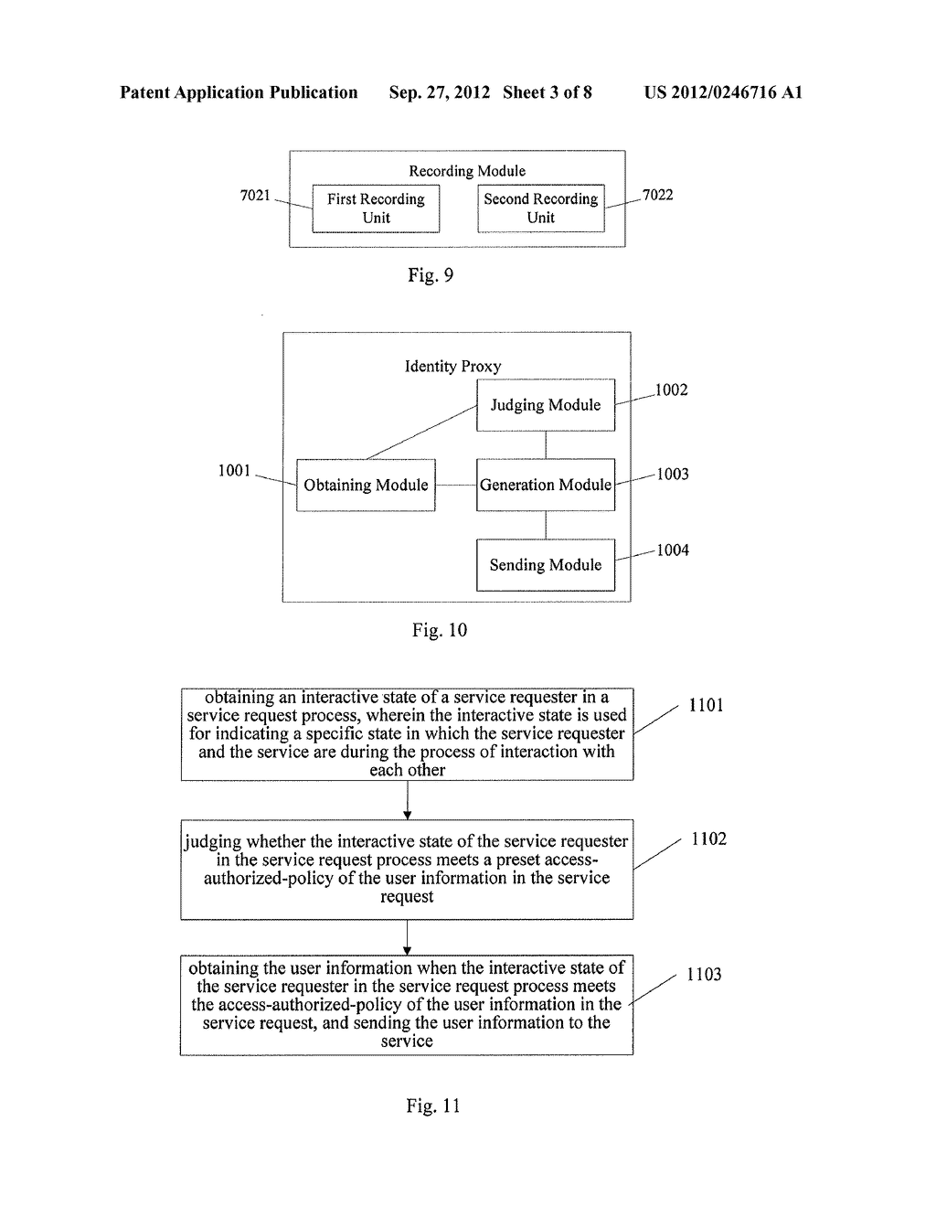 METHOD, APPARATUS AND SYSTEM FOR OBTAINING USER INFORMATION - diagram, schematic, and image 04
