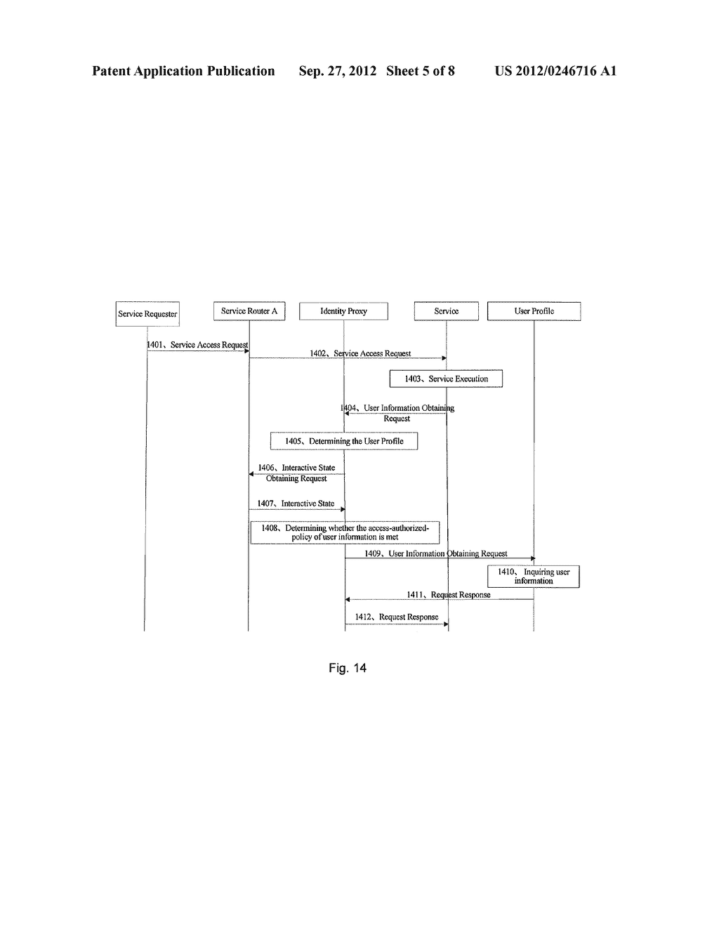 METHOD, APPARATUS AND SYSTEM FOR OBTAINING USER INFORMATION - diagram, schematic, and image 06