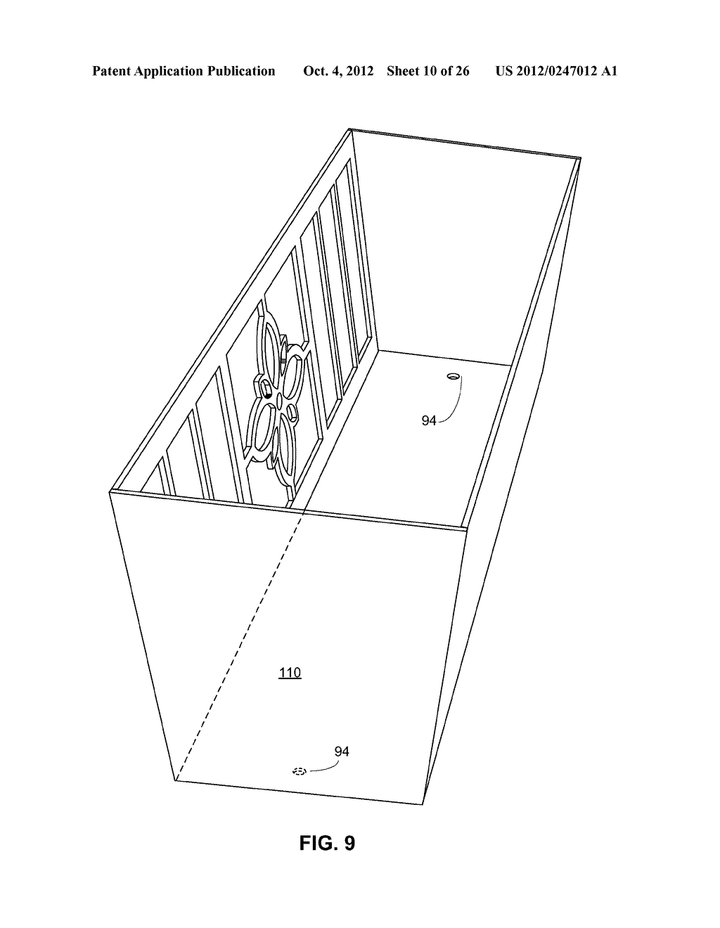 Breakaway Bracket For Use With Modular Tree Guard - diagram, schematic, and image 11