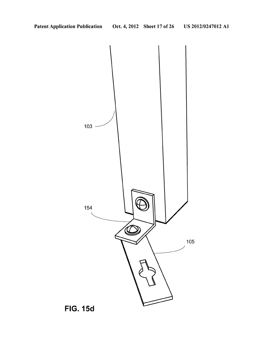 Breakaway Bracket For Use With Modular Tree Guard - diagram, schematic, and image 18