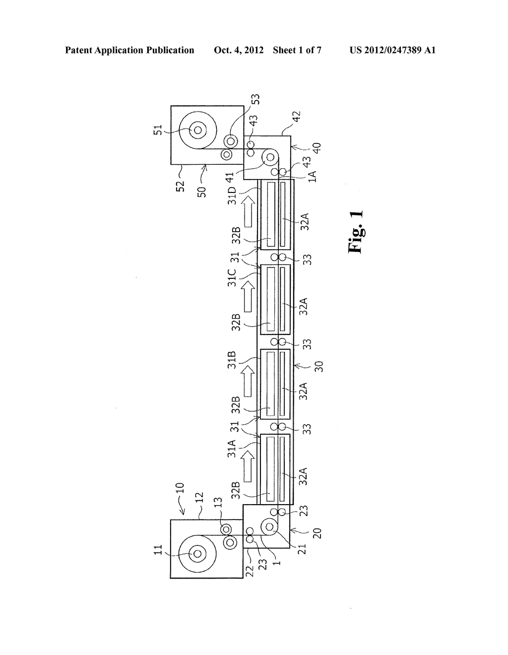 APPARATUS FOR MANUFACTURING THIN FILM STACKED MEMBER - diagram, schematic, and image 02
