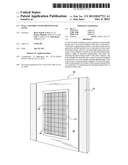 WALL ASSEMBLY WITH PHOTOVOLTAIC PANEL diagram and image
