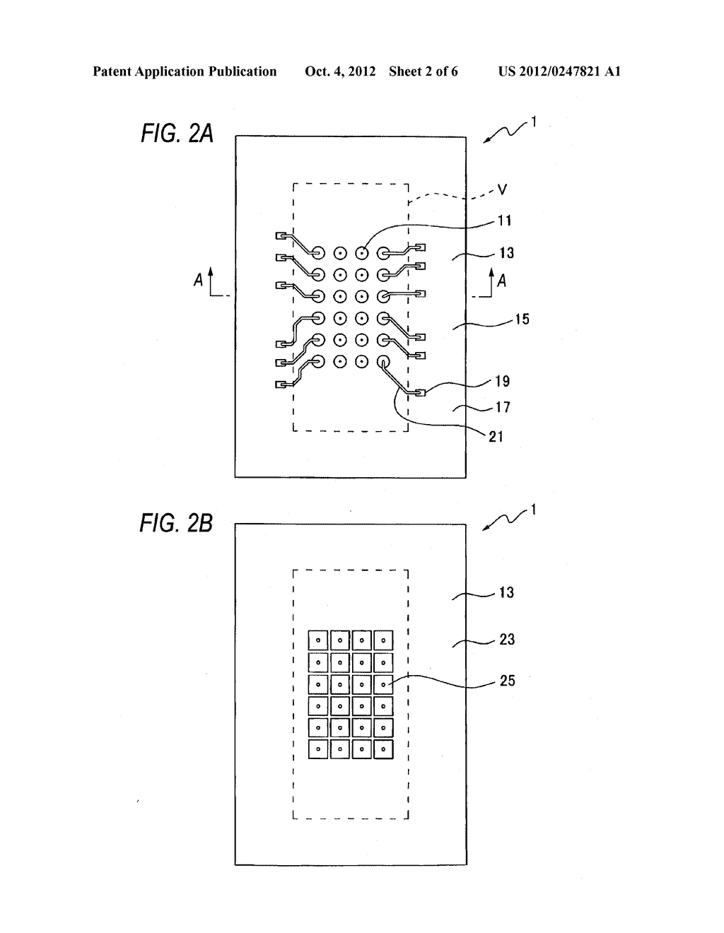 CERAMIC SUBSTRATE AND METHOD FOR MANUFACTURING THE SAME - diagram, schematic, and image 03