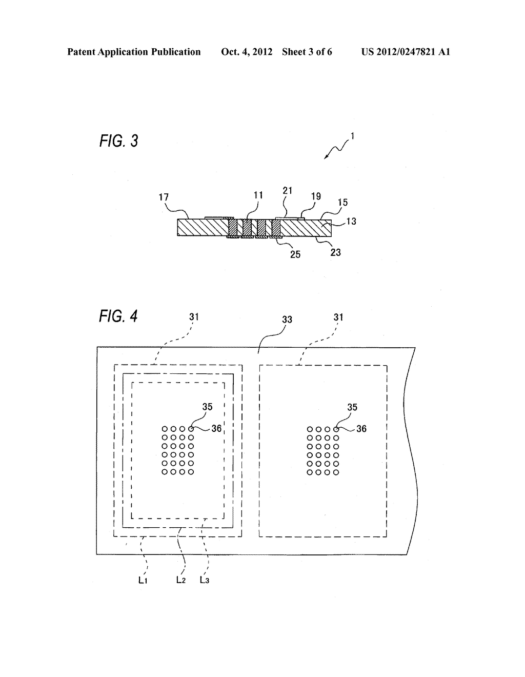 CERAMIC SUBSTRATE AND METHOD FOR MANUFACTURING THE SAME - diagram, schematic, and image 04