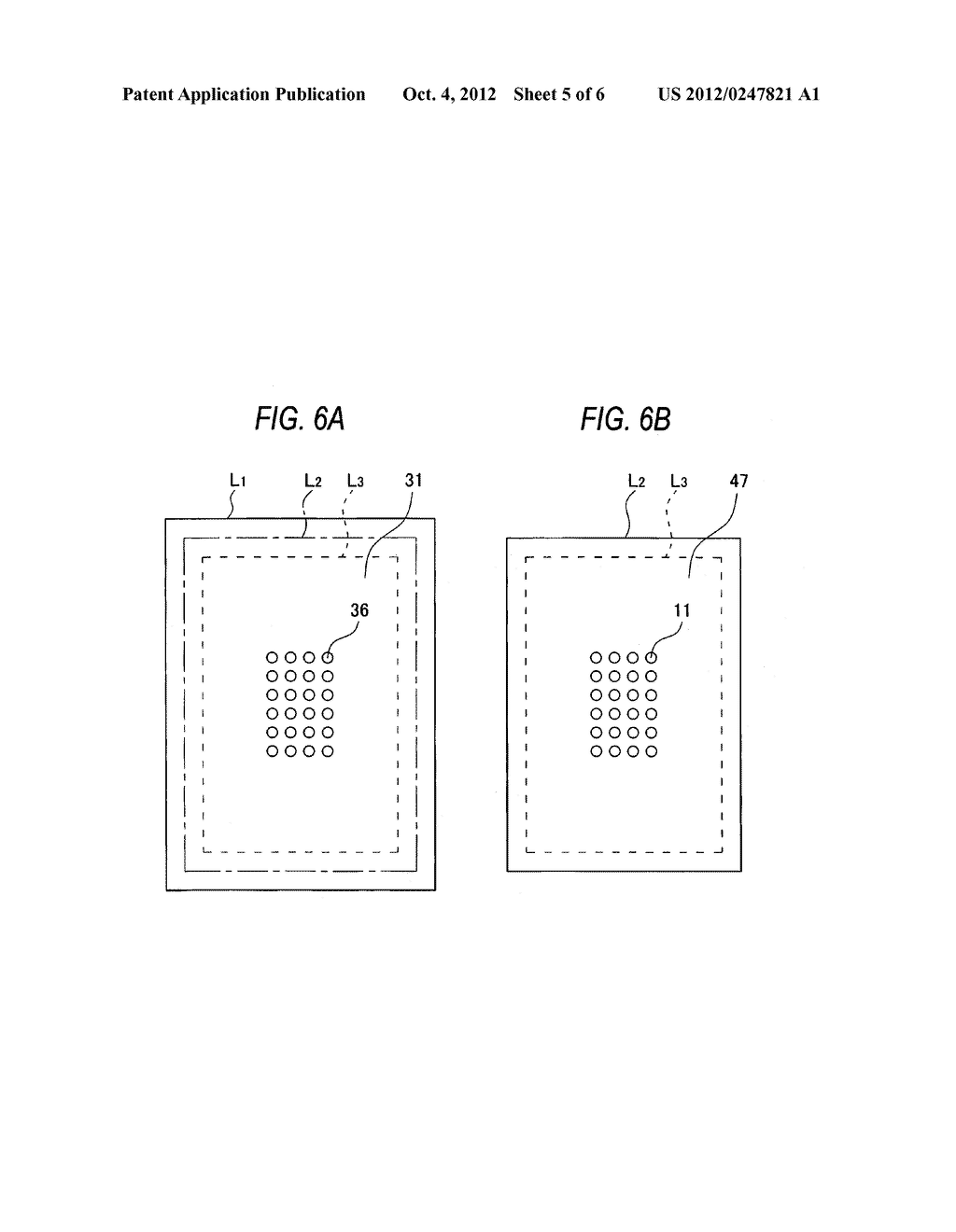 CERAMIC SUBSTRATE AND METHOD FOR MANUFACTURING THE SAME - diagram, schematic, and image 06