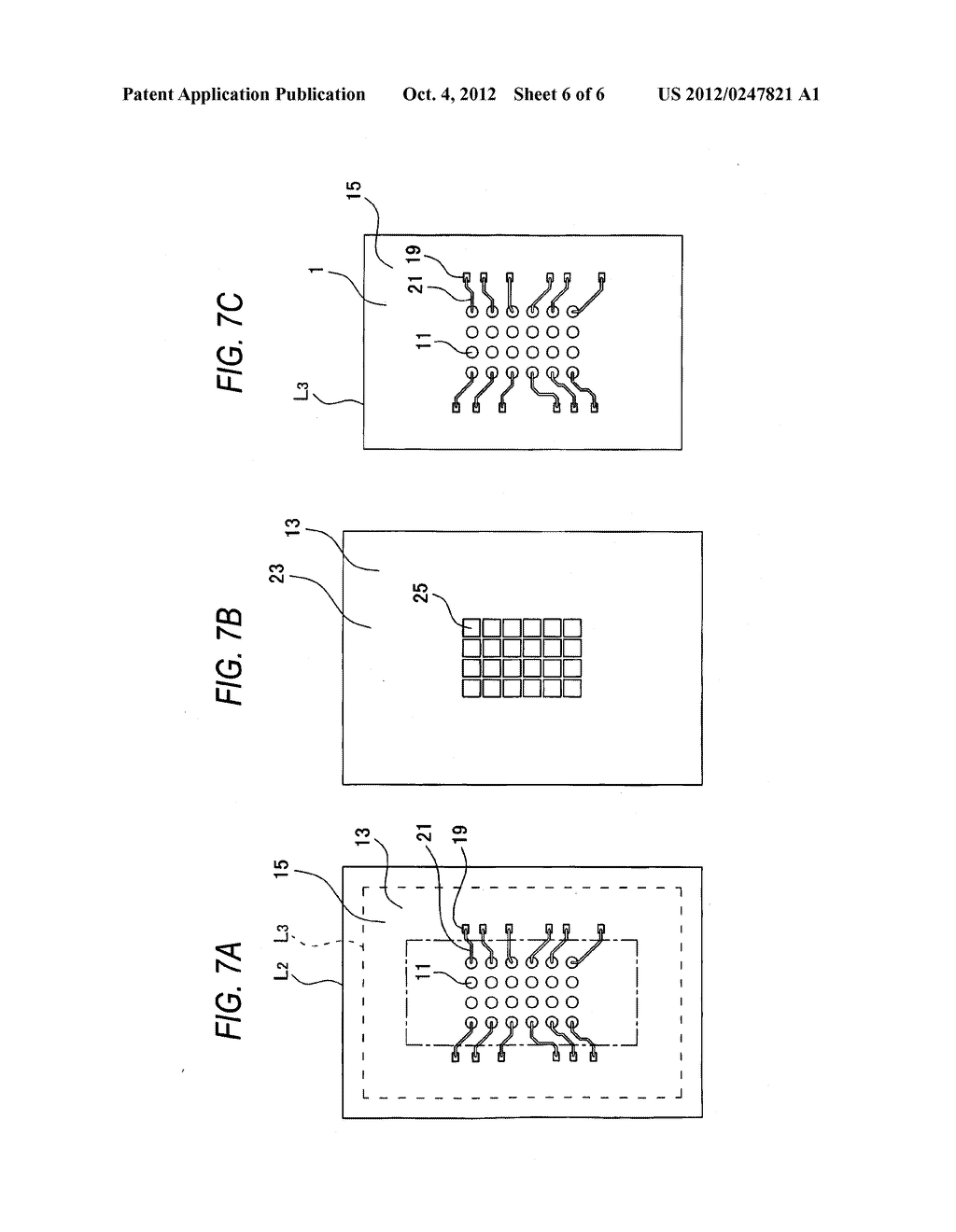 CERAMIC SUBSTRATE AND METHOD FOR MANUFACTURING THE SAME - diagram, schematic, and image 07