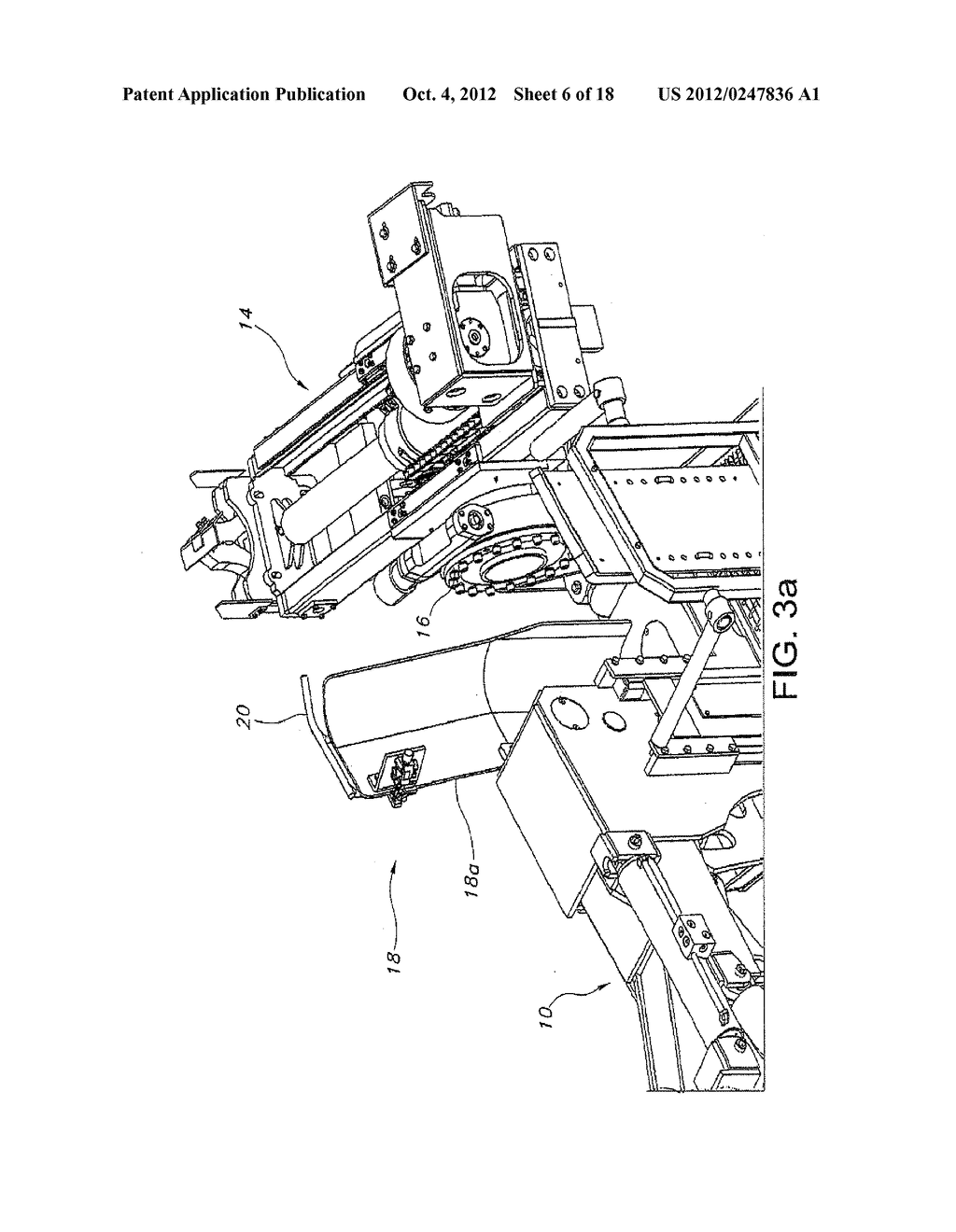 MINING MACHINE WITH BOOMS PROVIDING ENHANCED RIB ACCESS - diagram, schematic, and image 07