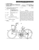 ASSISTIVE POWER CONTROL APPARATUS FOR MOTOR-ASSISTED BICYCLE diagram and image