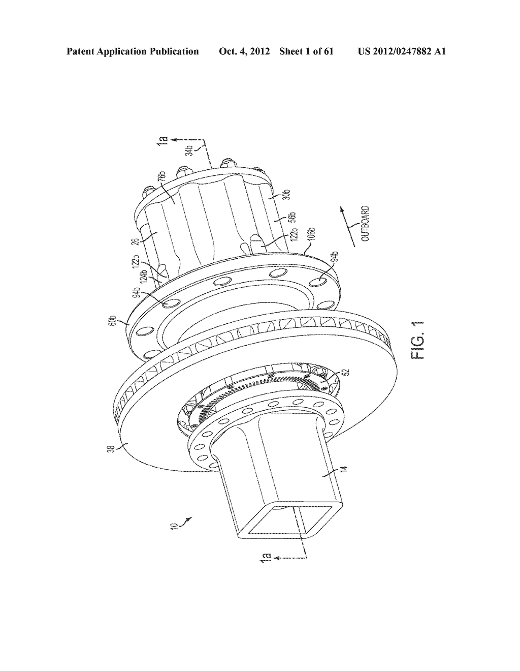 DISK BRAKE HUB ASSEMBLY - diagram, schematic, and image 02