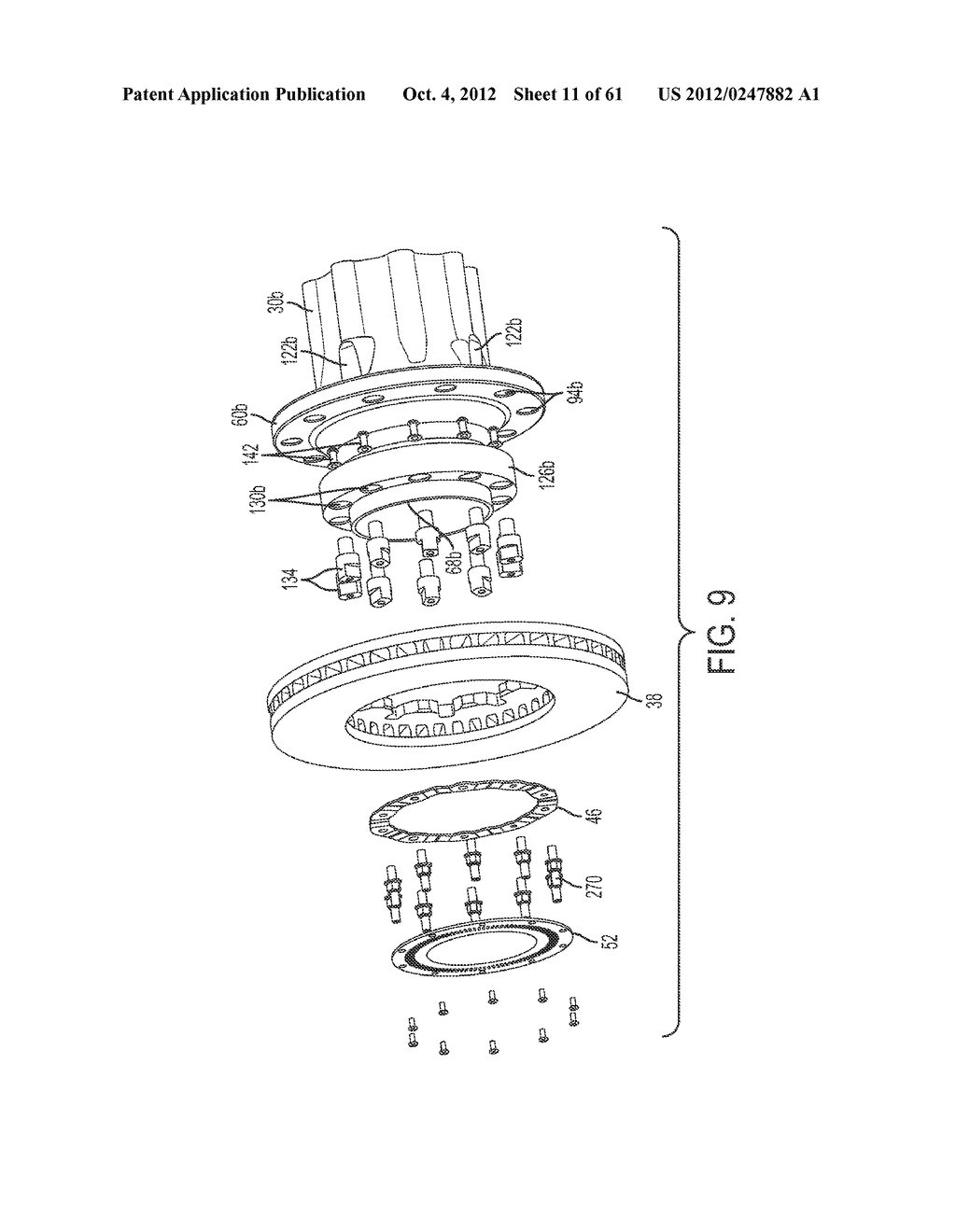 DISK BRAKE HUB ASSEMBLY - diagram, schematic, and image 12