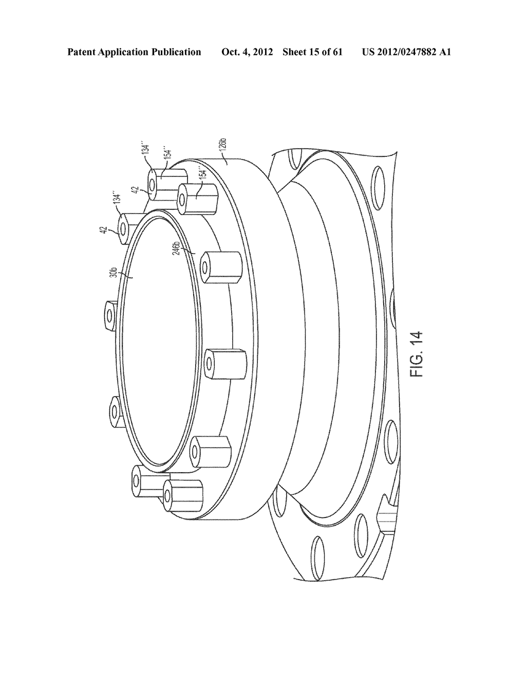 DISK BRAKE HUB ASSEMBLY - diagram, schematic, and image 16