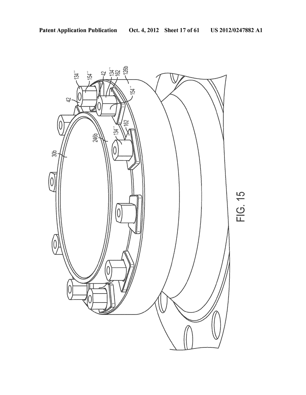 DISK BRAKE HUB ASSEMBLY - diagram, schematic, and image 18