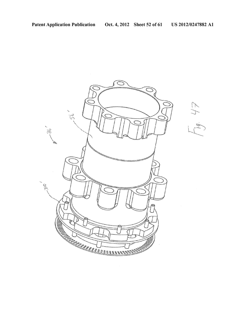 DISK BRAKE HUB ASSEMBLY - diagram, schematic, and image 53