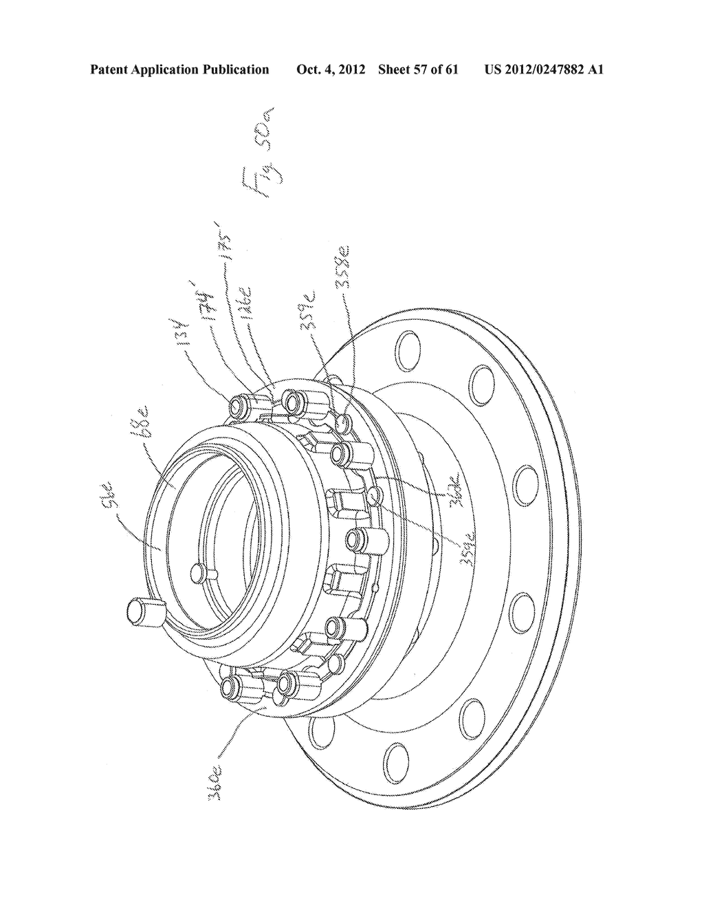 DISK BRAKE HUB ASSEMBLY - diagram, schematic, and image 58