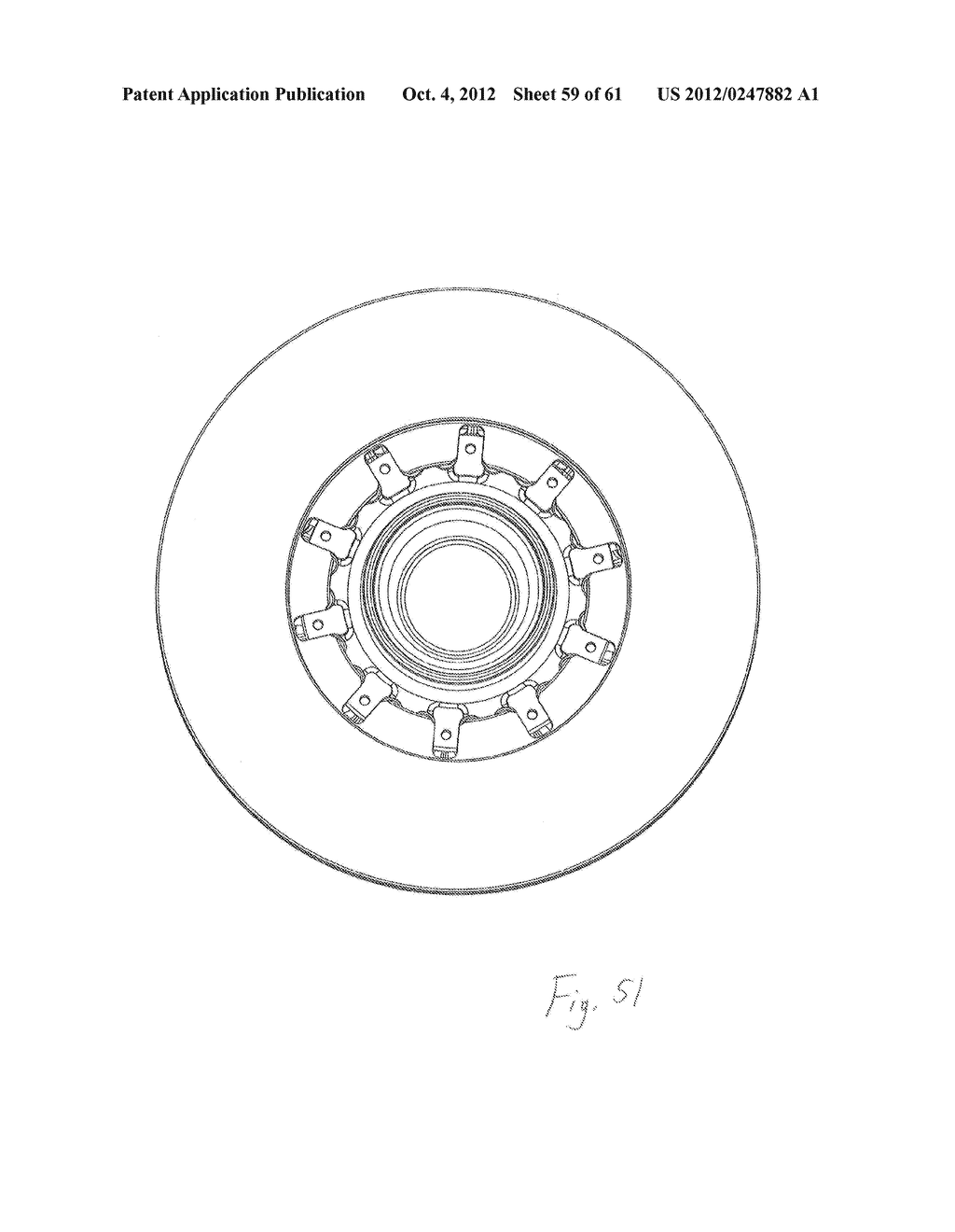 DISK BRAKE HUB ASSEMBLY - diagram, schematic, and image 60