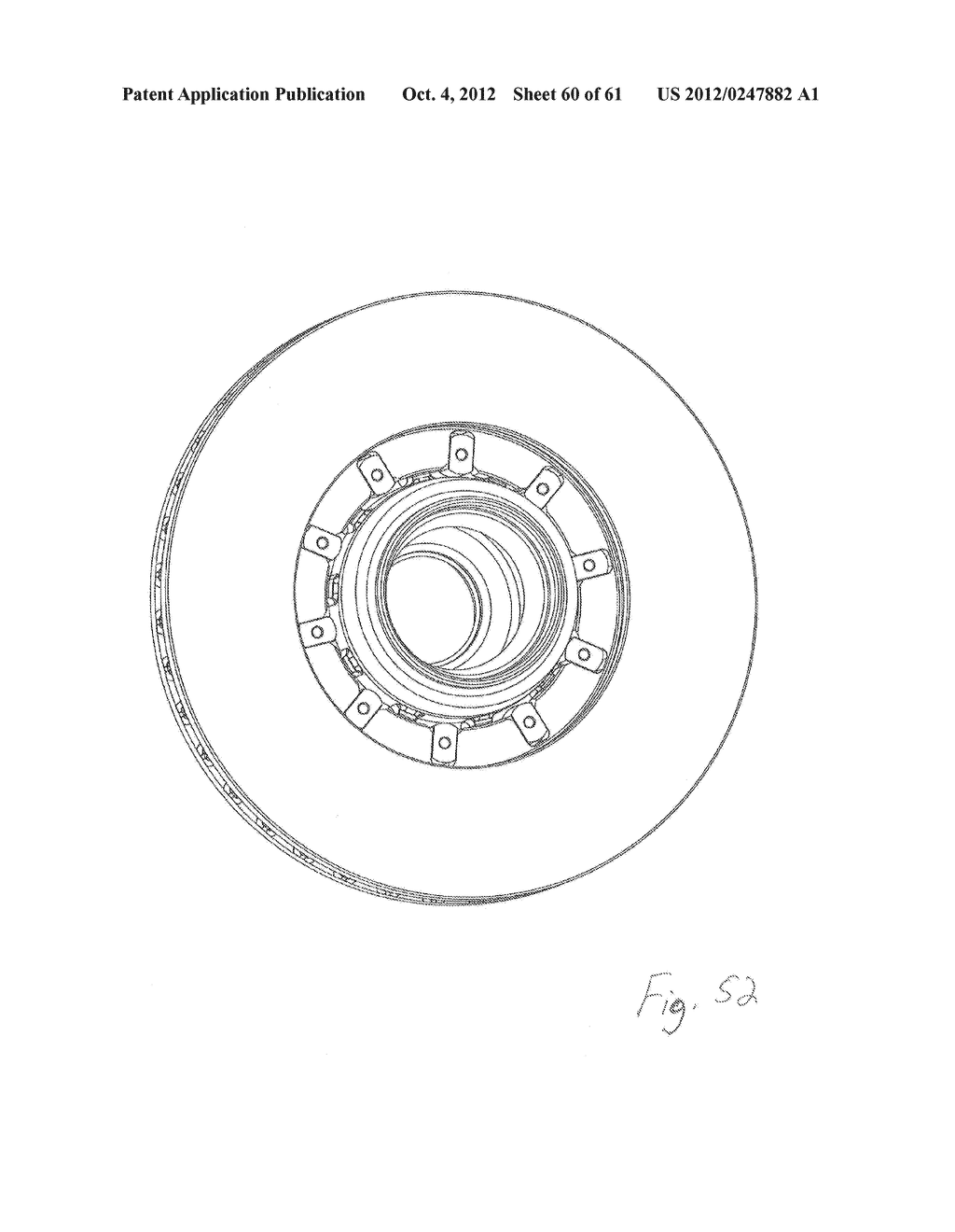 DISK BRAKE HUB ASSEMBLY - diagram, schematic, and image 61