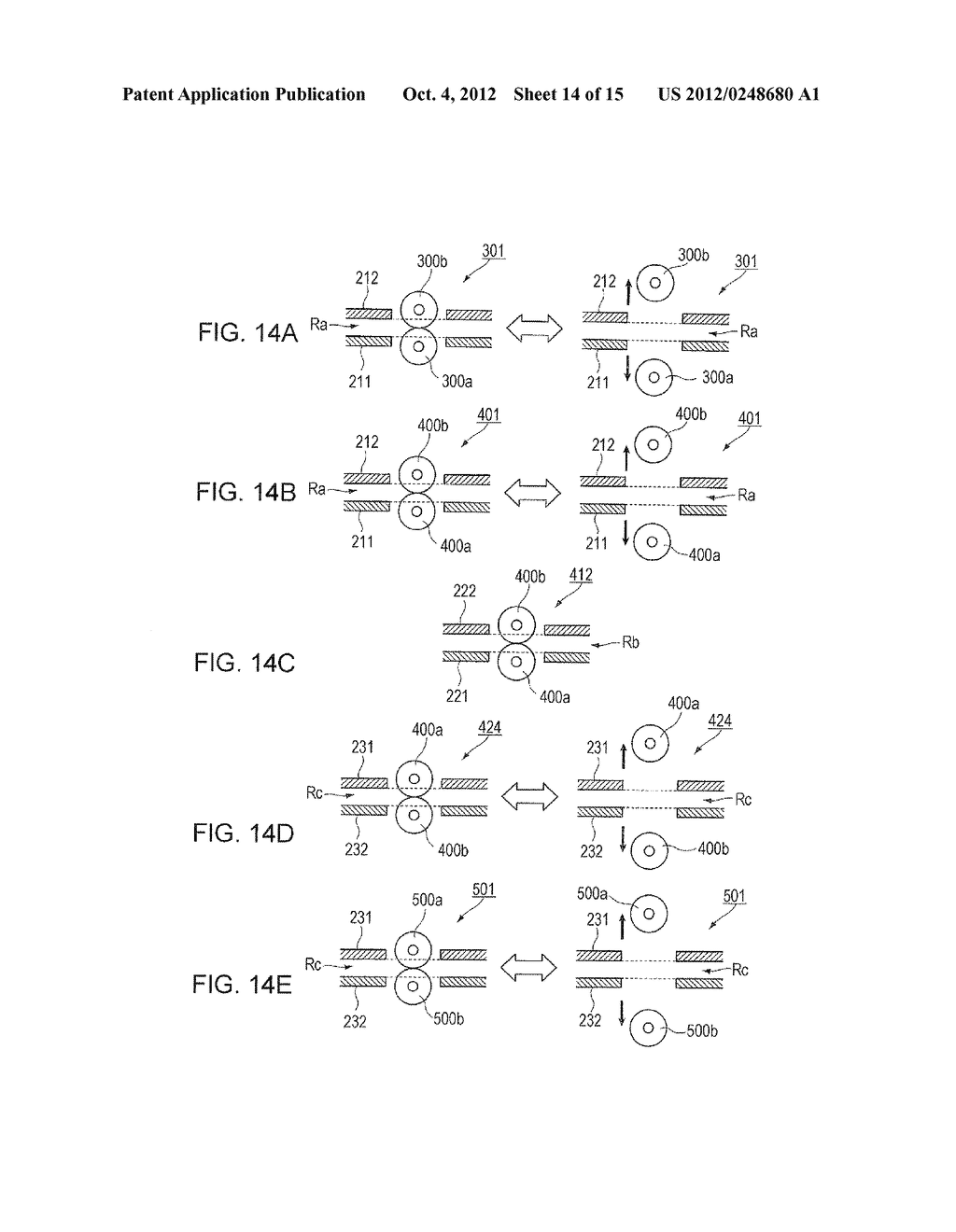 REVERSING TRANSPORTING DEVICE, IMAGE FORMING APPARATUS, AND TRANSPORTING     DEVICE - diagram, schematic, and image 15