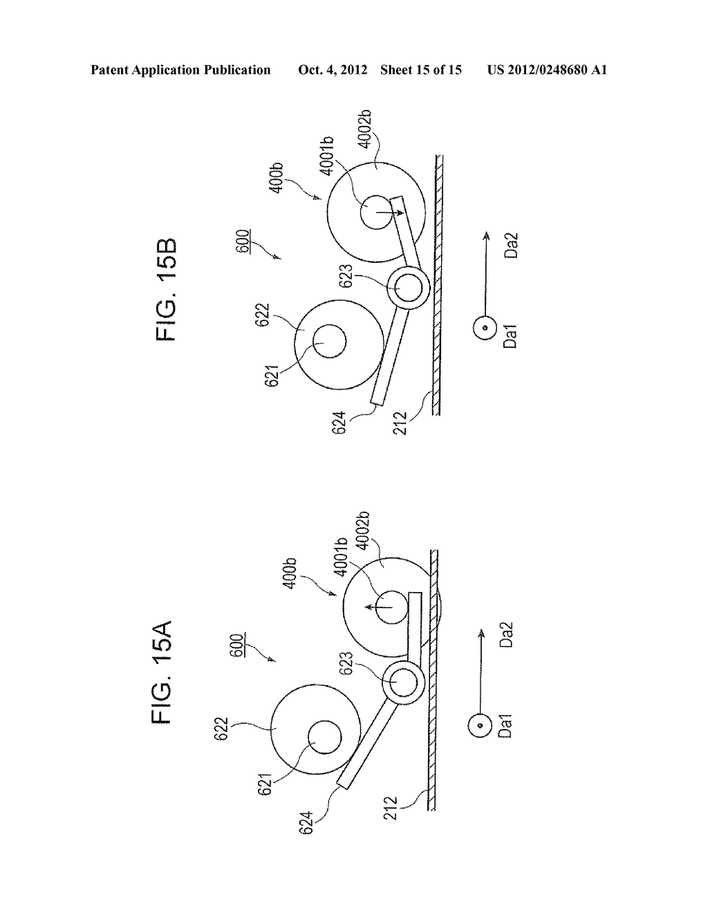 REVERSING TRANSPORTING DEVICE, IMAGE FORMING APPARATUS, AND TRANSPORTING     DEVICE - diagram, schematic, and image 16