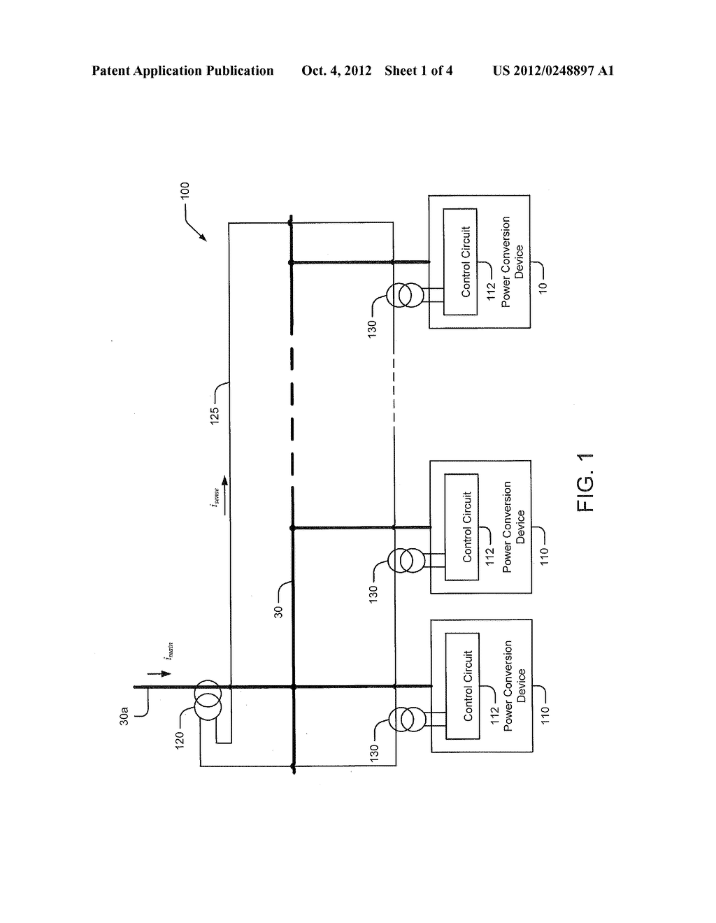 POWER DISTRIBUTION SYSTEMS USING DISTRIBUTED CURRENT SENSING - diagram, schematic, and image 02