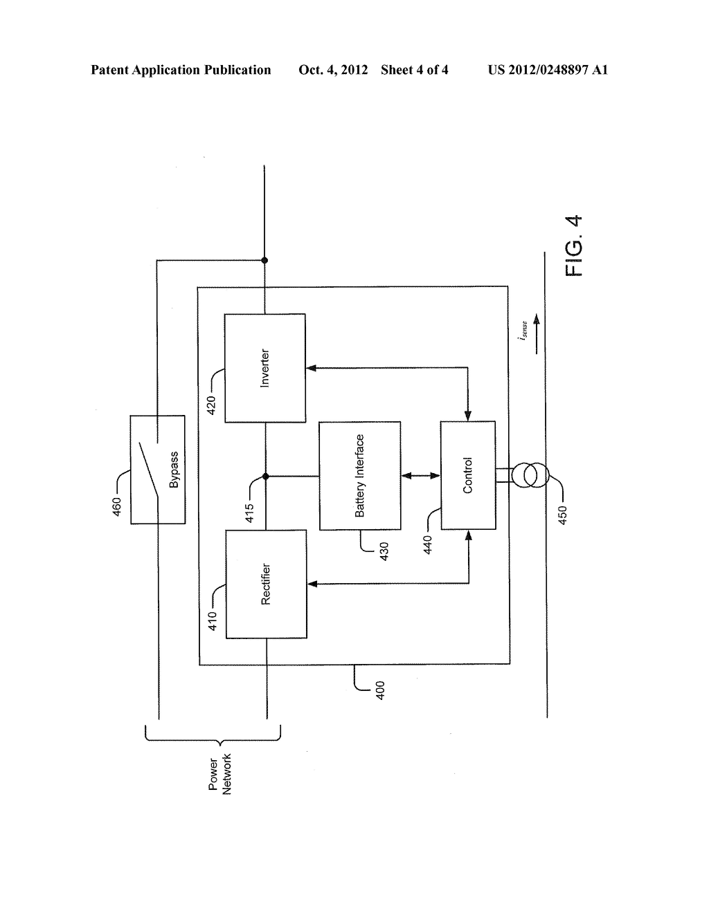 POWER DISTRIBUTION SYSTEMS USING DISTRIBUTED CURRENT SENSING - diagram, schematic, and image 05