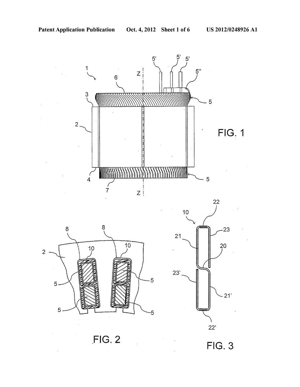 Apparatus And Method For Making Pre-Shaped Insulating Sheets Intended To     Be Inserted Into Stator Or Rotor Slots - diagram, schematic, and image 02