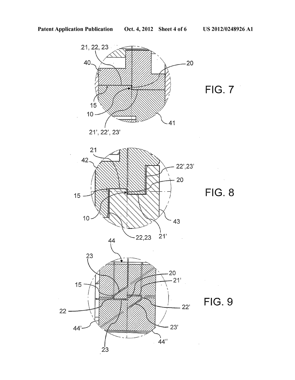 Apparatus And Method For Making Pre-Shaped Insulating Sheets Intended To     Be Inserted Into Stator Or Rotor Slots - diagram, schematic, and image 05