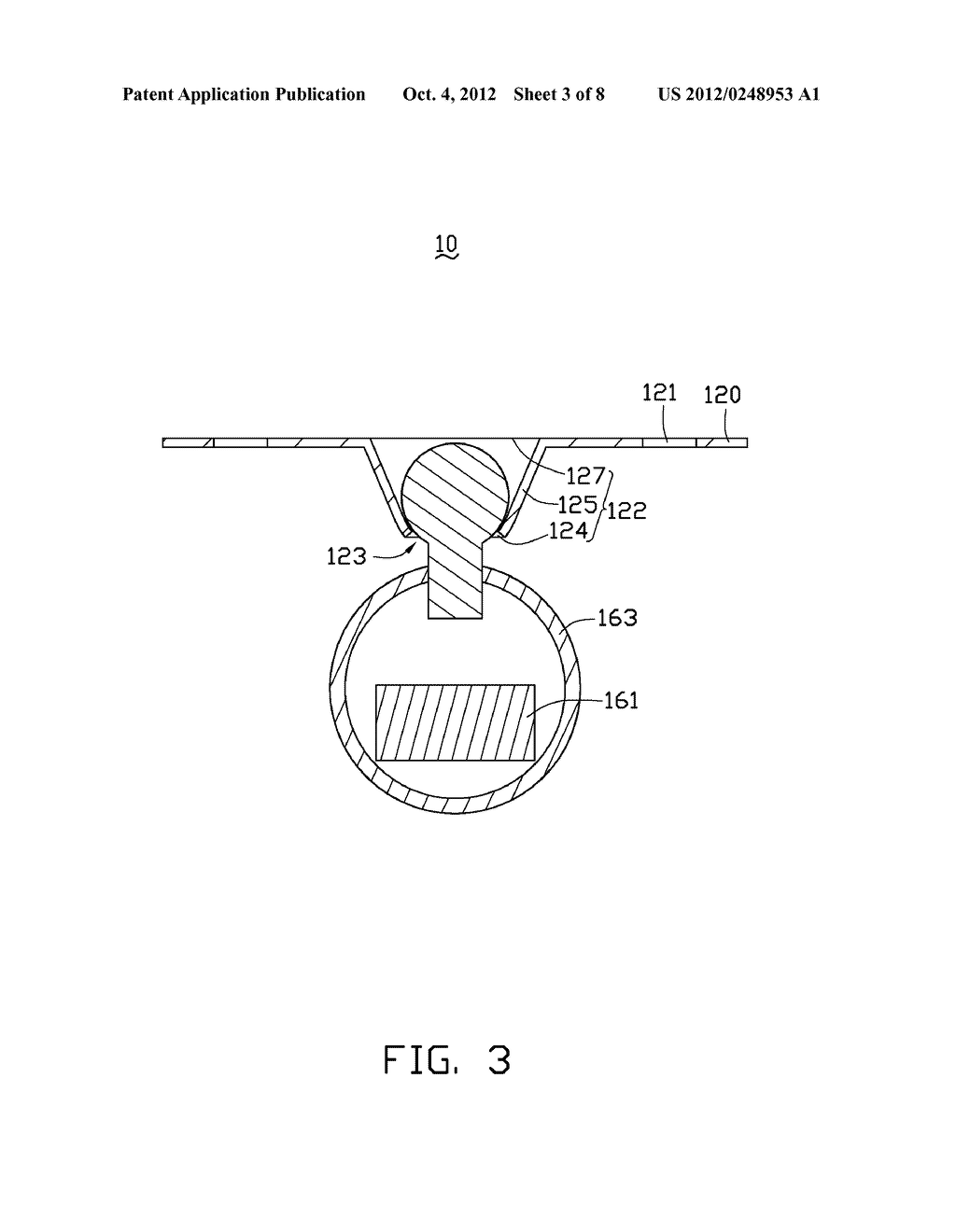SELF-ADJUSTMENT SUSPENSION APPARATUS AND ELECTRONIC DEVICE WITH SAME - diagram, schematic, and image 04