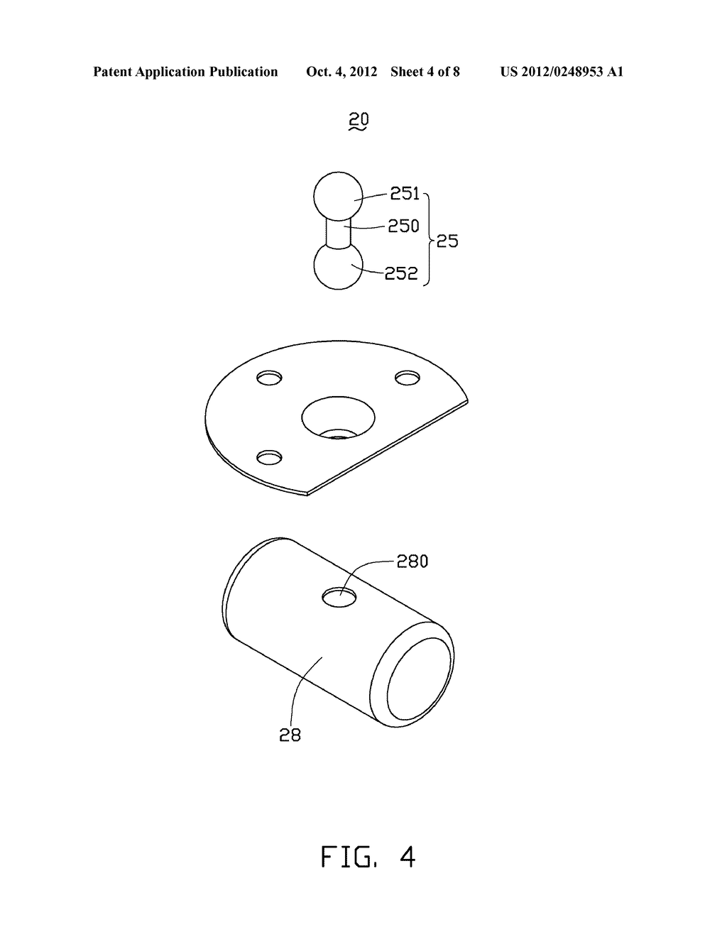 SELF-ADJUSTMENT SUSPENSION APPARATUS AND ELECTRONIC DEVICE WITH SAME - diagram, schematic, and image 05