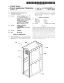 EQUIPMENT ENCLOSURE KIT AND ASSEMBLY METHOD diagram and image